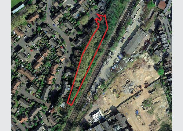 Thumbnail Land for sale in Talbot Road, London