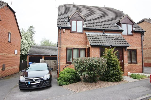 2 bed semi-detached house for sale in Brockwood Close, Sheffield