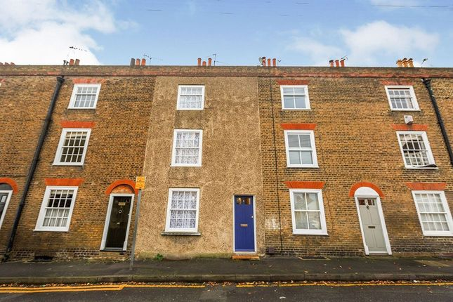 Thumbnail Terraced house to rent in East Terrace, Gravesend