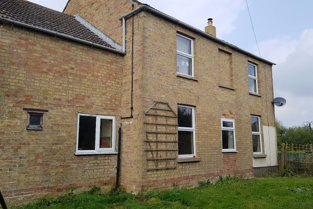 Thumbnail Detached house to rent in White Post Road South, Peterborough