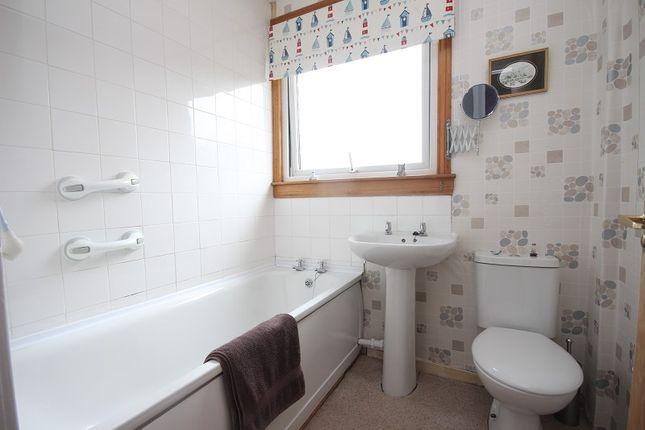 Bathroom of 8 Beechwood Road, Raigmore, Inverness IV2
