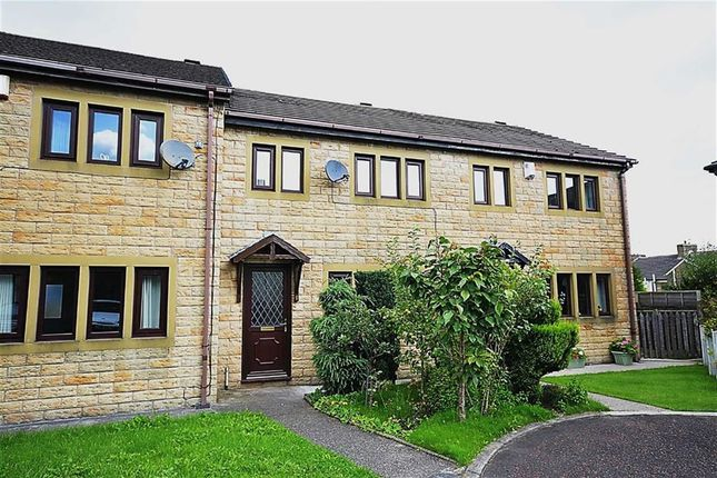 Thumbnail Mews house for sale in New Church Close, Clayton Le Moors, Lancashire
