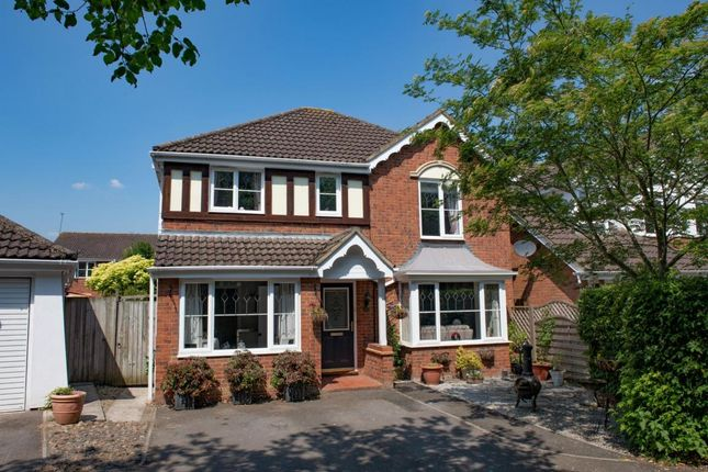Thumbnail Detached house for sale in Vickers Road, Ash Vale