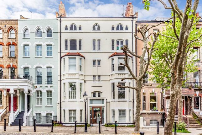 Thumbnail Flat for sale in Chalcot Square, Primrose Hill, London