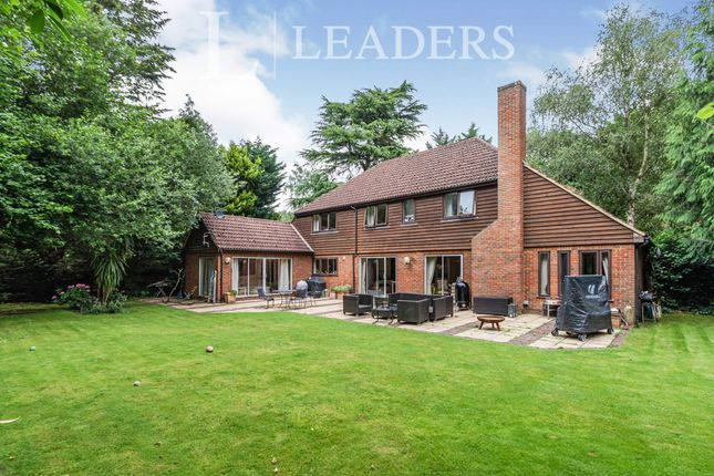 Thumbnail Detached house to rent in Littleworth Lane, Esher