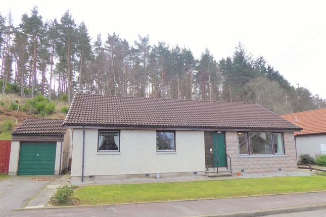 Thumbnail Detached bungalow for sale in Woodside Drive, Forres