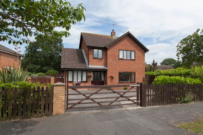 Thumbnail Detached house for sale in Appleton Drive, Whitmore, Newcastle-Under-Lyme