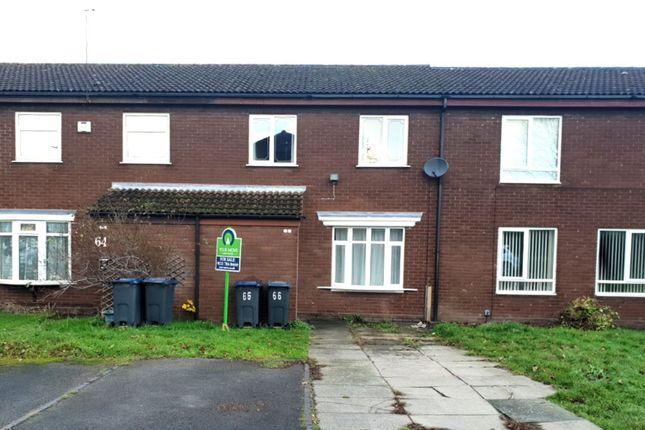 Thumbnail Terraced house for sale in Hales Gardens, Erdington, Birmingham