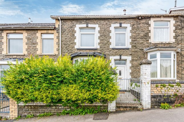 Thumbnail Terraced house for sale in The Avenue, Merthyr Tydfil