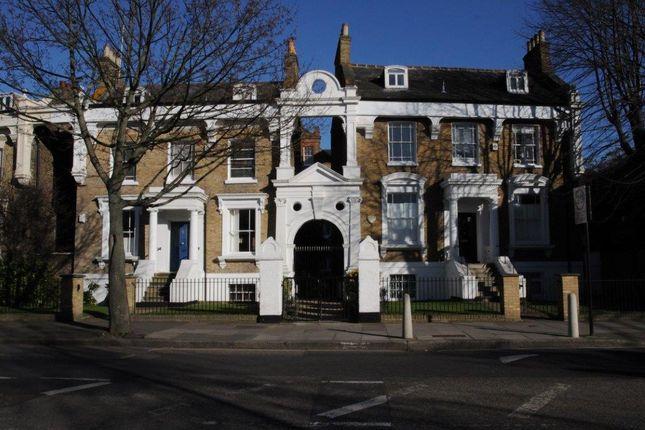 Barrington Road, London SW9