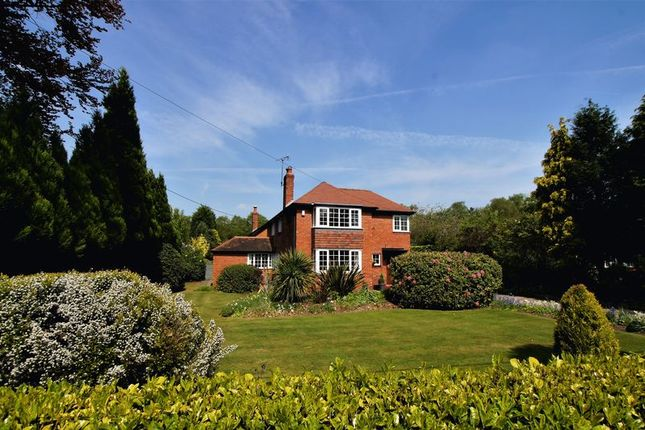 Thumbnail Detached house for sale in Brereton Heath Lane, Brereton Heath, Congleton