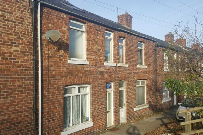 Thumbnail Terraced house to rent in Cross View Terrace, Durham