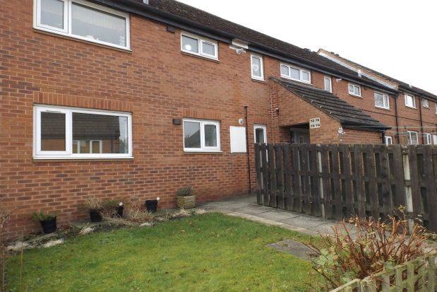 Thumbnail Flat to rent in Bradshaw Avenue, Riddings, Alfreton