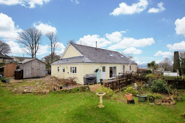 Thumbnail Semi-detached bungalow for sale in Drakewalls, Gunnislake
