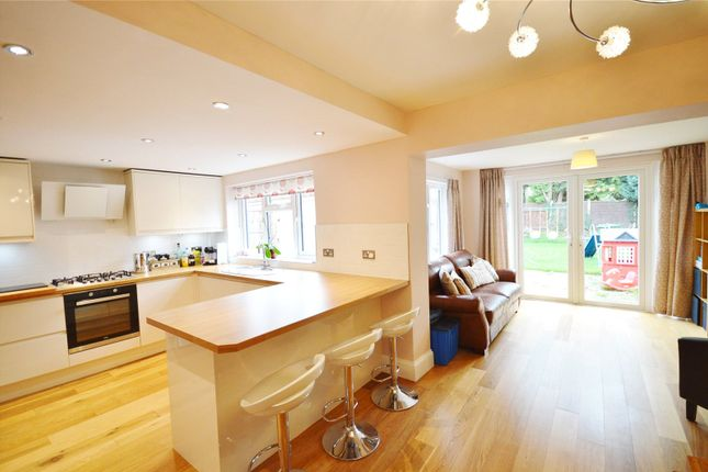 Thumbnail Semi-detached house for sale in Comet Close, Garston, Hertfordshire