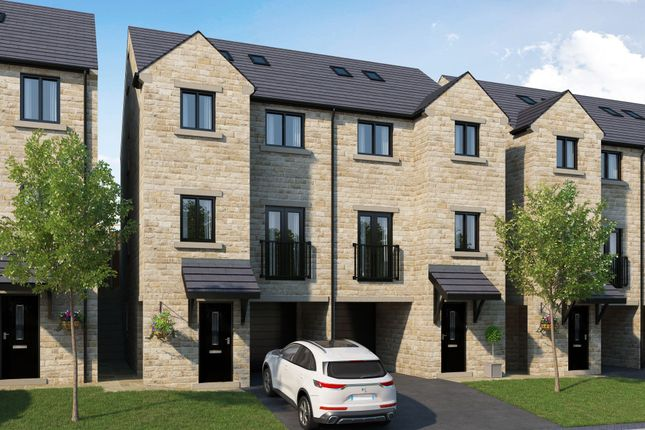 4 bed semi-detached house for sale in Plot 3 - The Sherwood, Cloverleaf Court S35