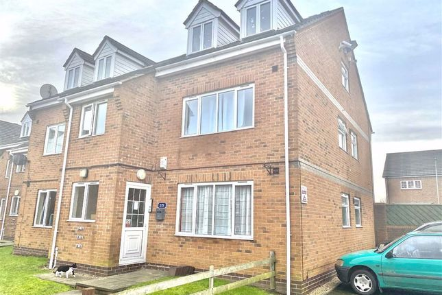2 bed flat for sale in Rossendale Road, Earl Shilton, Leicester LE9