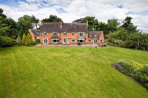 Thumbnail Detached house for sale in Hinckley Lane, Higham-On-The-Hill, Nuneaton