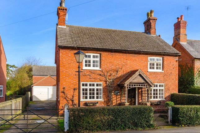 Thumbnail Detached house for sale in Church Street, Carlton-Le-Moorland, Lincoln, Lincolnshire