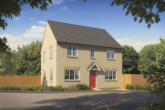 "Thumbnail Detached house for sale in ""The Chedworth Corner Special"" at Buttermilk Close, Pembroke"