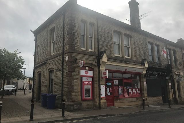 Thumbnail Retail premises for sale in 1-3 Palatine Buildings, Glebe Street, Great Harwood