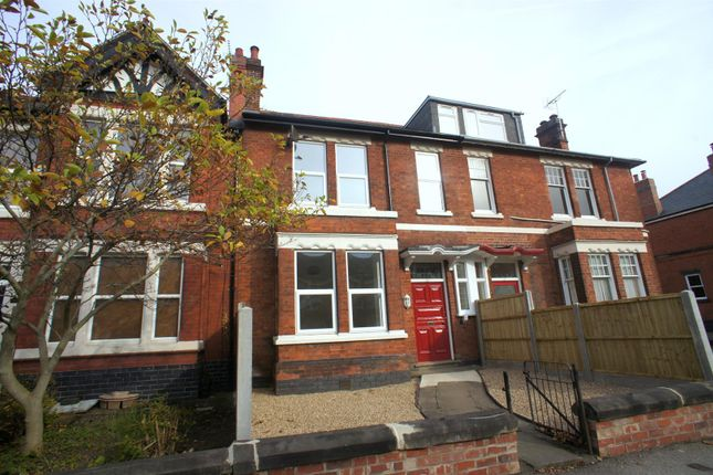 Thumbnail Terraced house to rent in Kedleston Road, Allestree, Derby