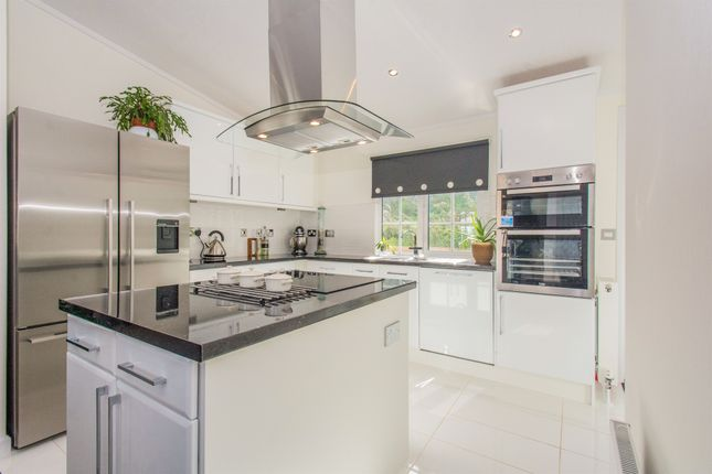 Thumbnail Mobile/park home for sale in Winston Avenue, Cambrian Park, Culver House Cross