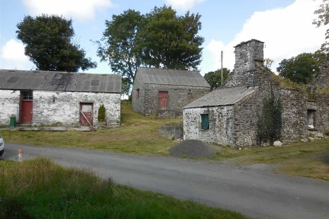 Thumbnail Cottage for sale in Llanrhystud, Ceredigion