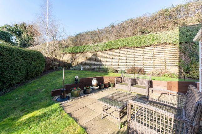 Garden of Howcombe Gardens, Napton, Southam CV47