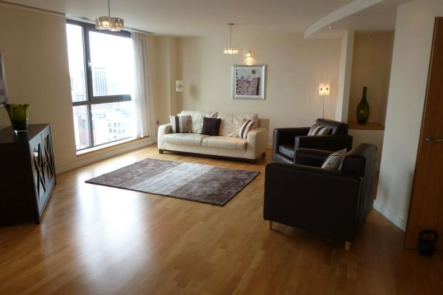 Thumbnail Flat to rent in Penthouse, Centenary Plaza, 18 Holliday Street