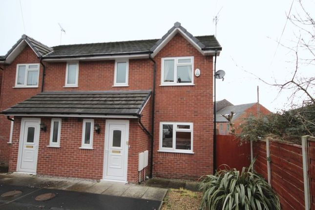 3 bed semi-detached house to rent in Balfour Road, Meanwood, Rochdale OL12