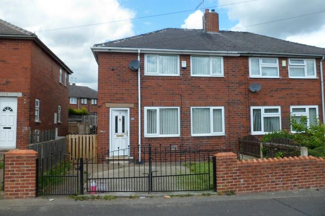 Thumbnail Semi-detached house to rent in Gerald Place, Barnsley