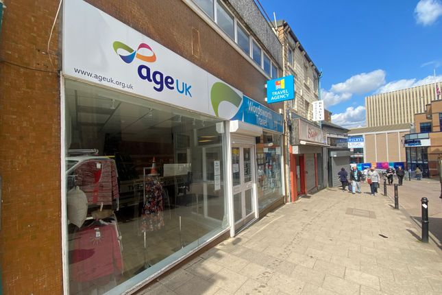 Thumbnail Retail premises to let in New Street, Barnsley