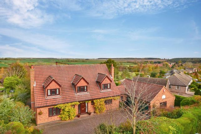 Thumbnail Detached house for sale in Ponton Road, Boothby Pagnell, Grantham