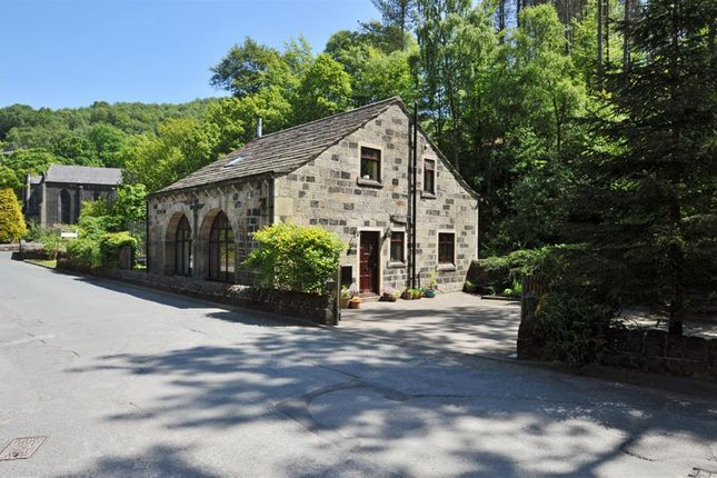 Thumbnail Detached house to rent in Church Bank Lane, Cragg Vale, Hebden Bridge