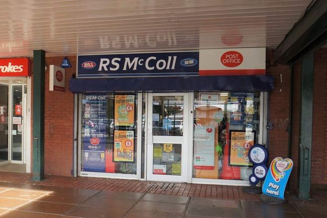 Thumbnail Retail premises for sale in Livingston, West Lothian