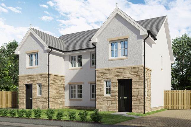 3 bed semi-detached house for sale in The Blair, Tunnoch Farm, Maybole KA19
