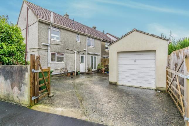 Thumbnail Semi-detached house for sale in Plympton, Plymouth, Devon