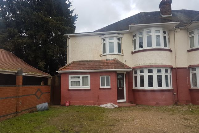 Thumbnail Semi-detached house to rent in Great West Road, Osterley, Isleworth