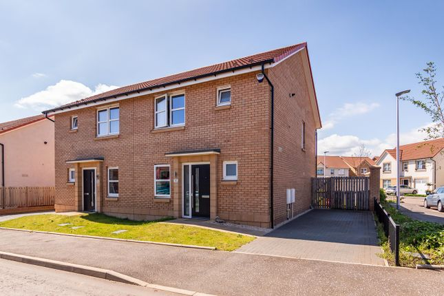 3 bed semi-detached house for sale in Maingait Medway, Newcraighall, Musselburgh EH21