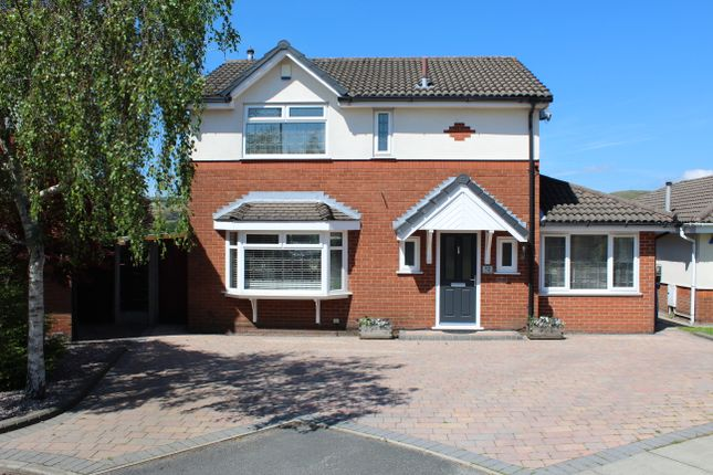 Thumbnail Detached house to rent in Hollowfield, Norden, Rochdale
