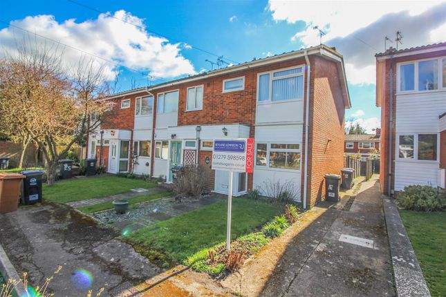 Thumbnail End terrace house for sale in Hedgerows, Sawbridgeworth