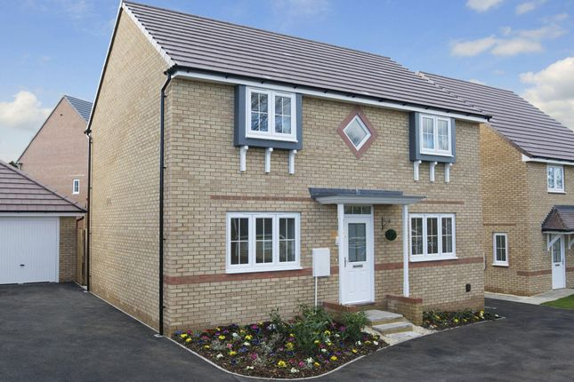 """Thumbnail Detached house for sale in """"Thornbury"""" at Tiber Road, North Hykeham, Lincoln"""