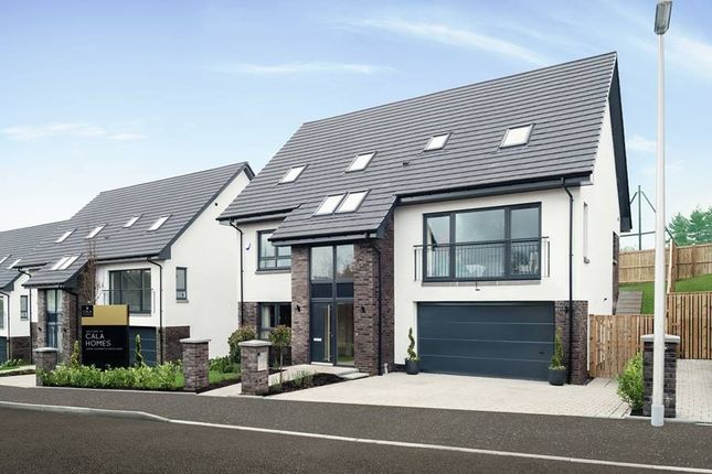"Thumbnail Property for sale in ""The Ranfurly - Plot 7"" at Lawmarnock Road, Bridge Of Weir"