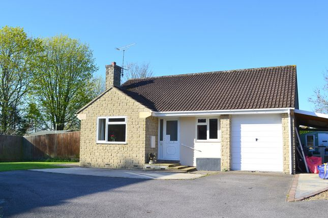 Thumbnail Detached bungalow for sale in Wincanton, Somerset
