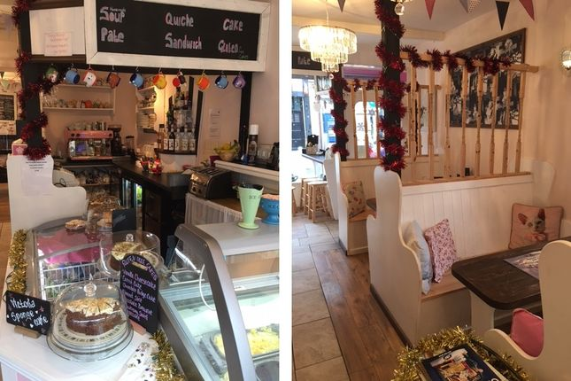 Thumbnail Restaurant/cafe for sale in Cafe & Sandwich Bars HD6, West Yorkshire