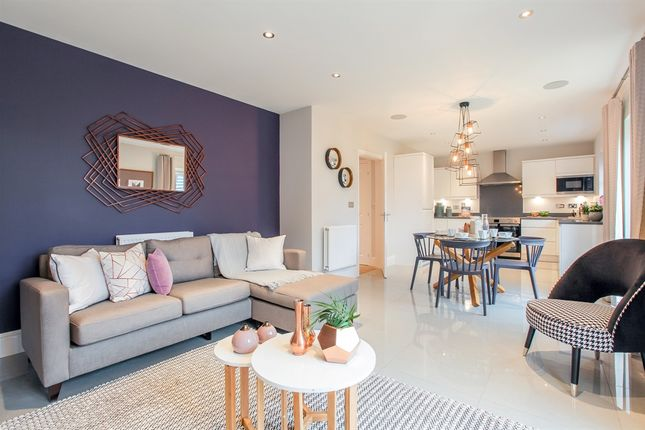 """Thumbnail Detached house for sale in """"The Marylebone"""" at Charlbury Drive, Plymouth"""