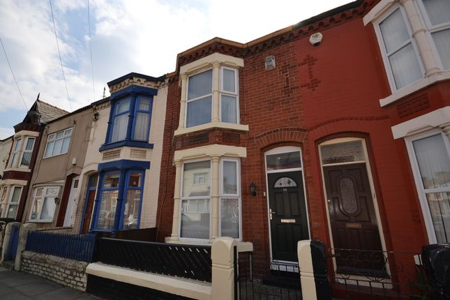 Thumbnail Terraced house for sale in Croxteth Avenue, Bootle, Liverpool
