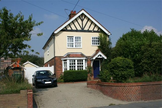 Detached house for sale in Feering Hill, Feering, Colchester