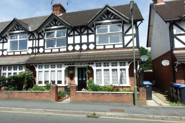 Thumbnail Maisonette to rent in York Road, Woking
